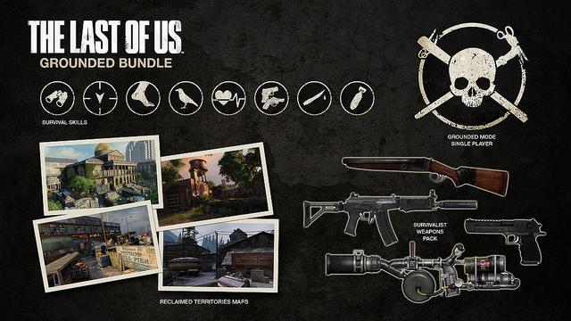 Llega contenido descargable para The Last of Us