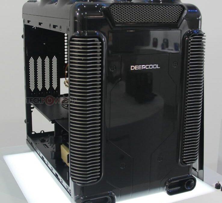 DeepCool anuncia su gabinete Steam Castle