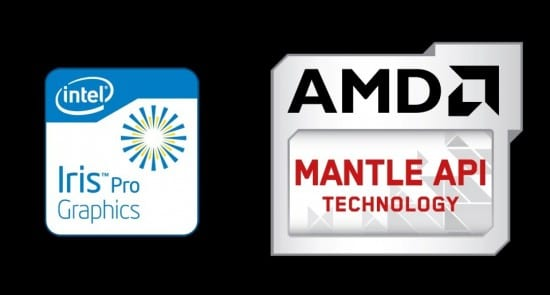 Intel estaría interesado en el API Mantle de AMD
