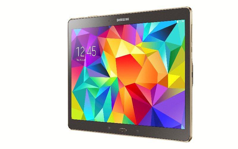 Samsung presentó su línea GALAXY Tab S