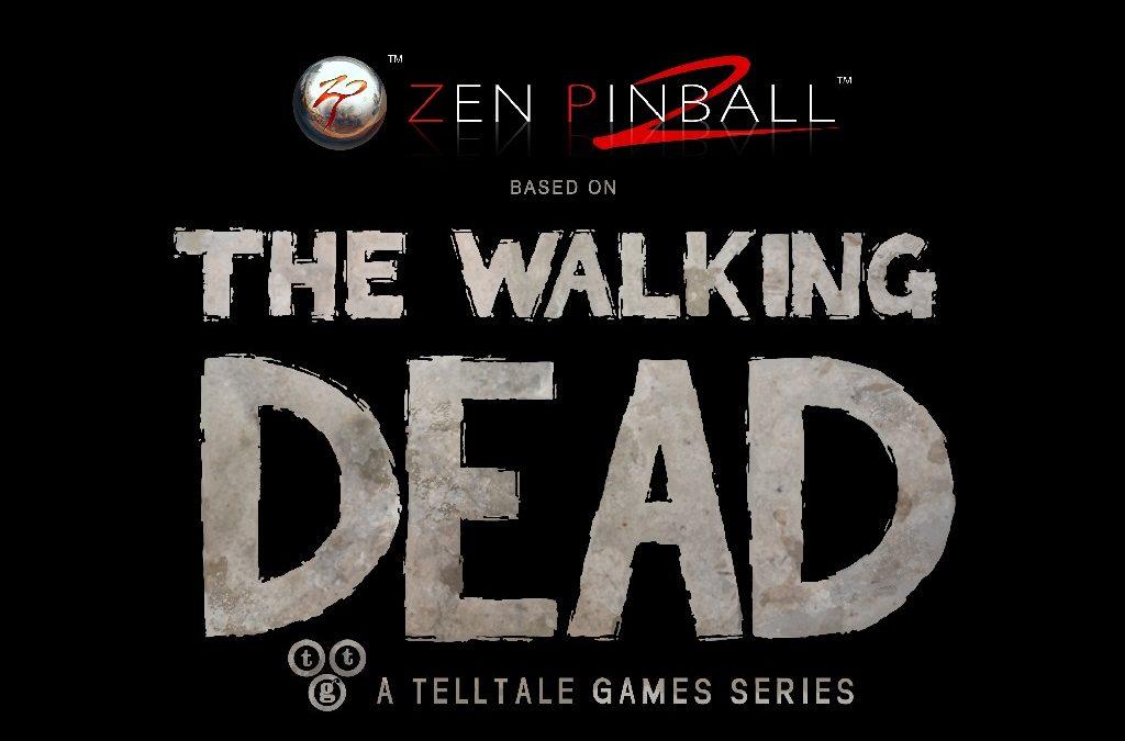 Llega el Pinball de la serie The Walking Dead