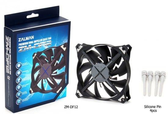 Zalman anuncia su ventilador ZM-DF12