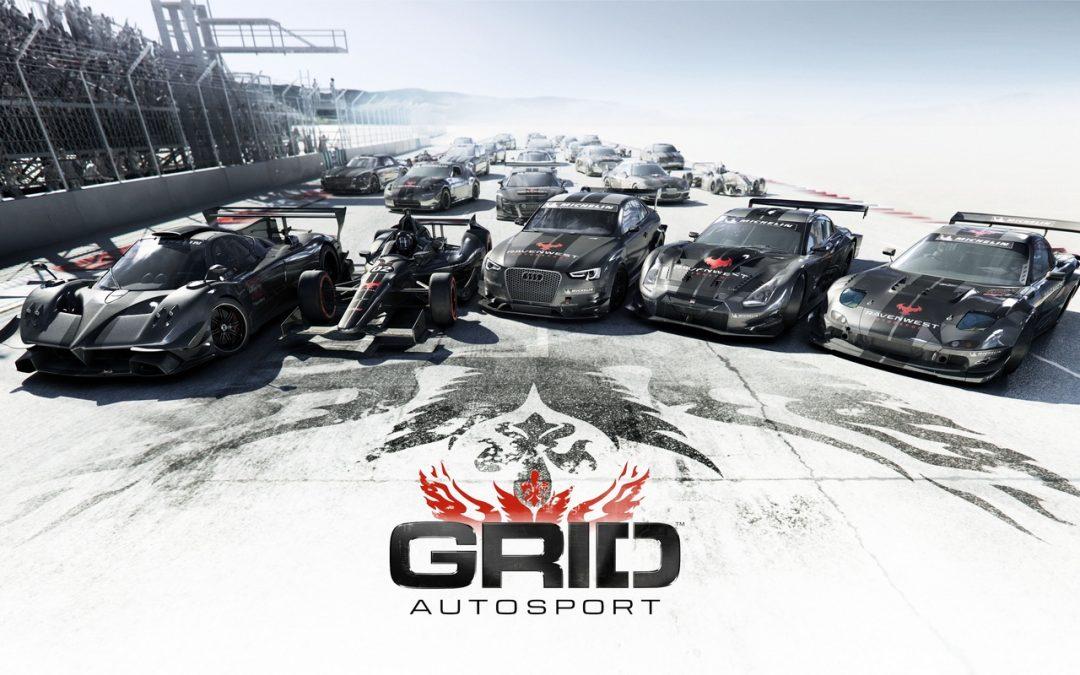Expansion Autos de Turing para GRID Autosport