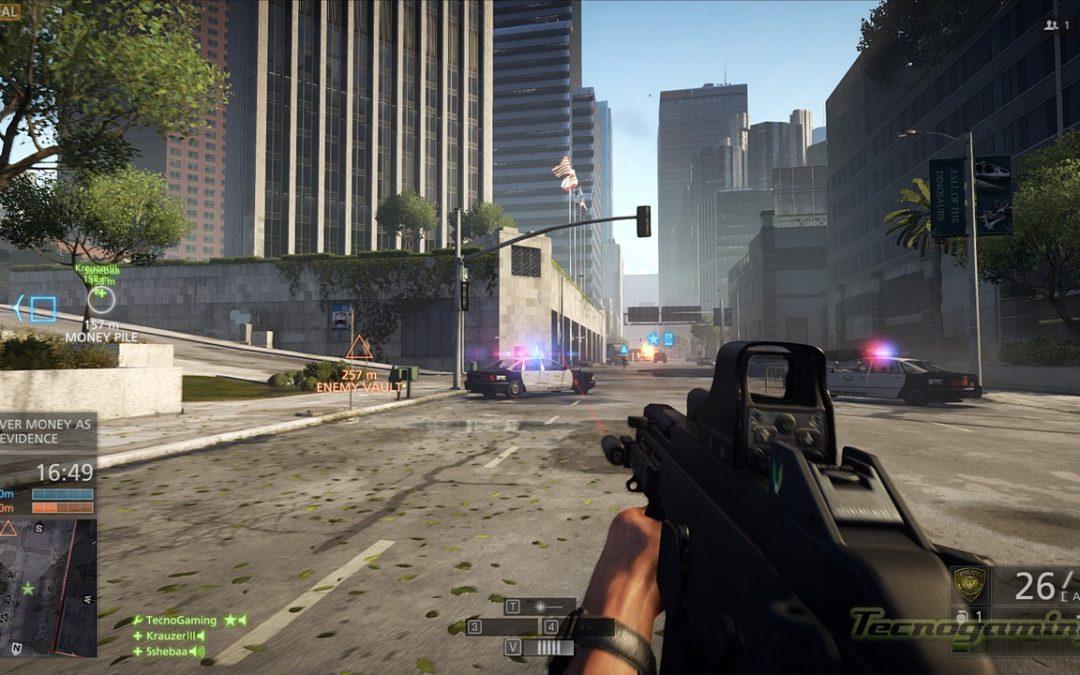 Battlefield: Hardline estrena Beta Abierta el 3 de Febrero