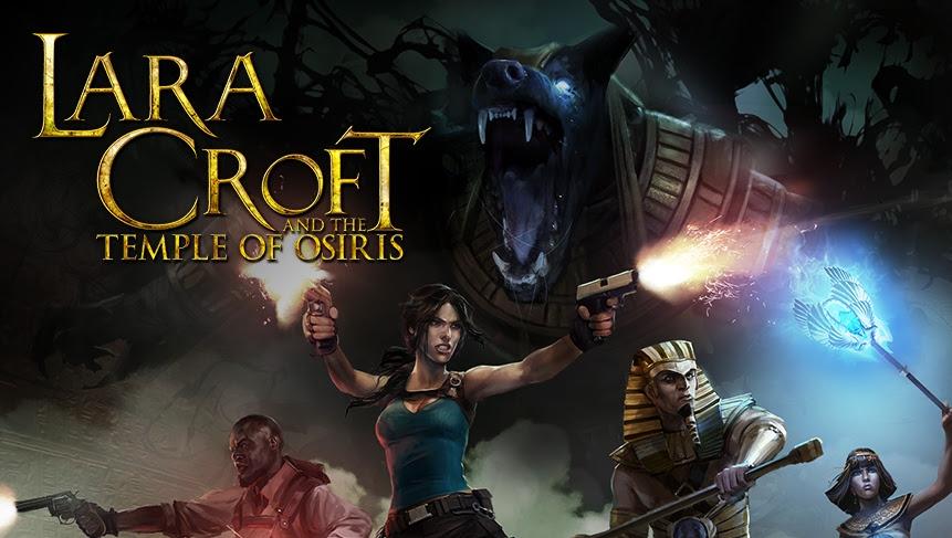Crystal Dynamics presenta el nuevo Lara Croft
