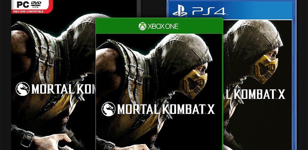 Personajes de Mortal Kombat X confirmados hasta ahora