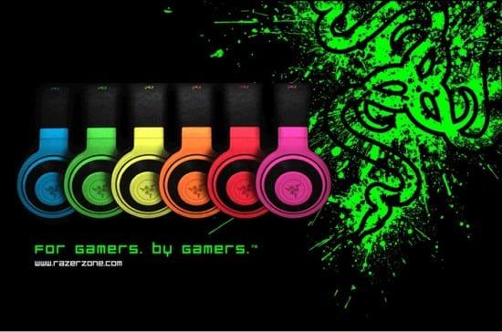 Razer anuncia los auriculares Kraken Pro Neon