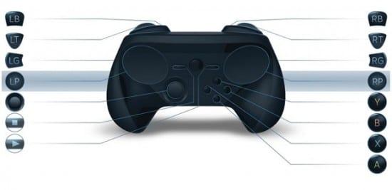 Valve anuncia una nueva versión del Steam Controller
