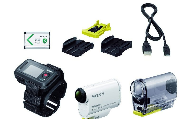 Sony anuncia la disponibilidad de la Action Cam Full HD