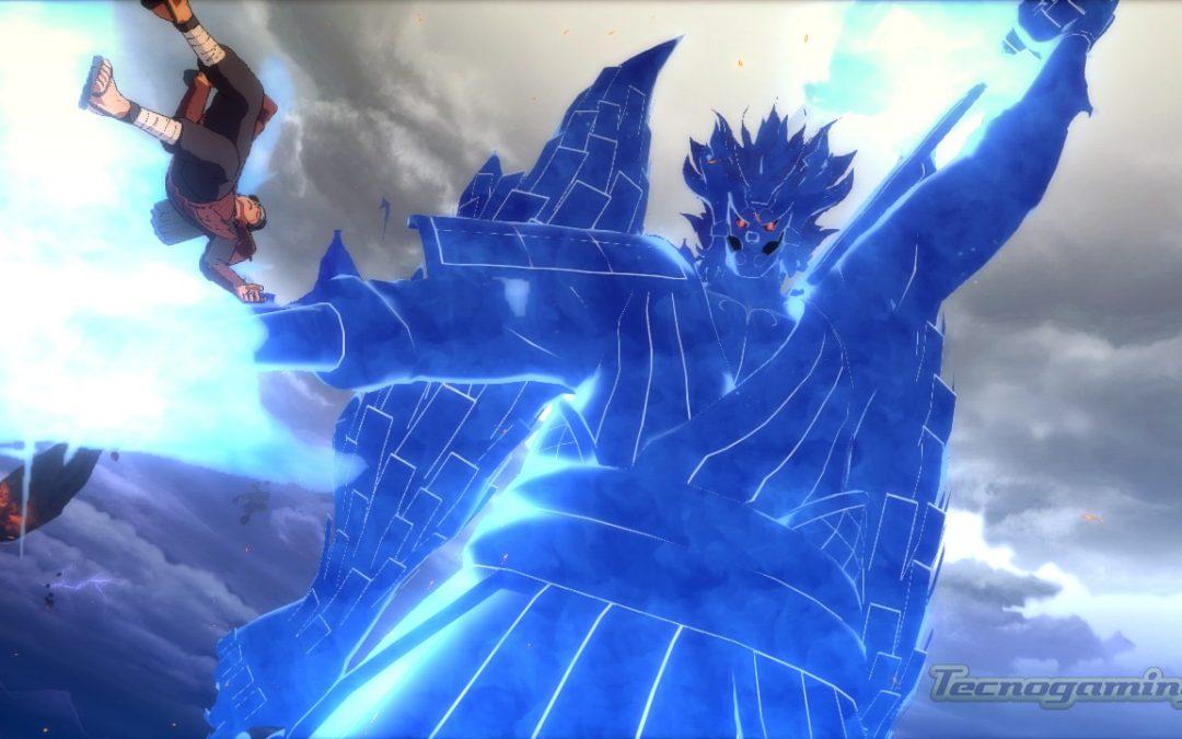 Nuevas imagenes del Mecha Naruto en NSR