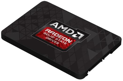 AMD anuncia de forma oficial su linea de SSD Radeon R7 Series