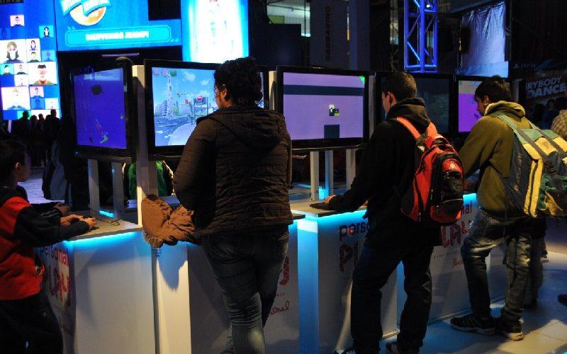 Zona Videojuegos 2014 en Tecnópolis