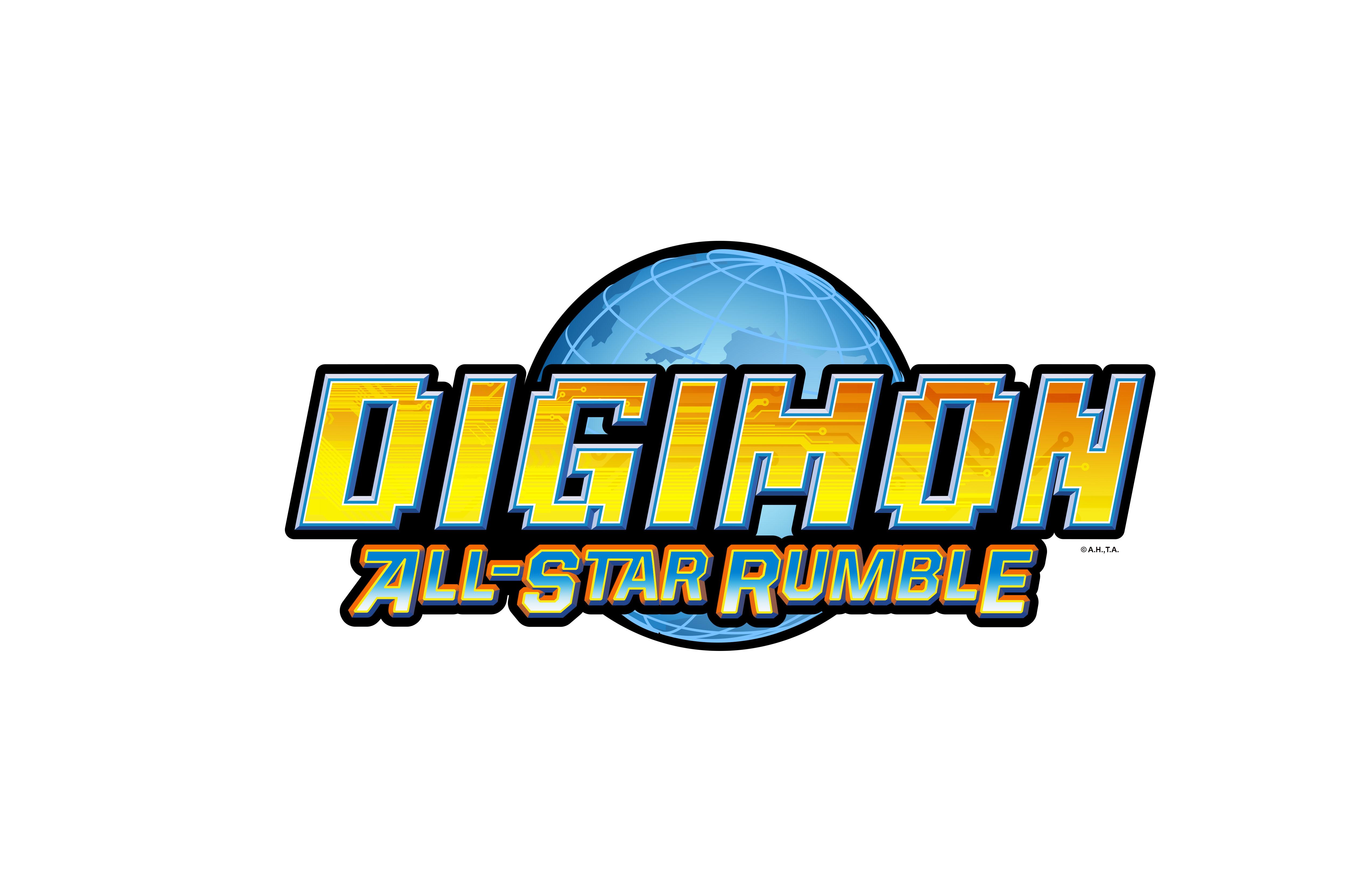 Lanzamiento de digimon all star rumble para el 11 de noviembre