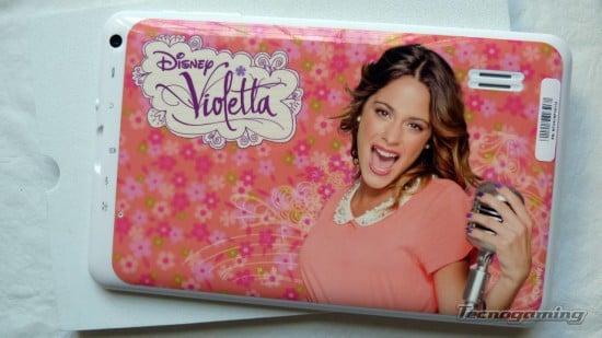 Análisis de Tablet PCBOX Violetta