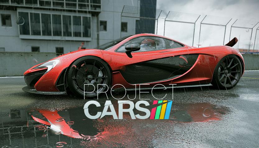 Project Cars Gamescon Trailer