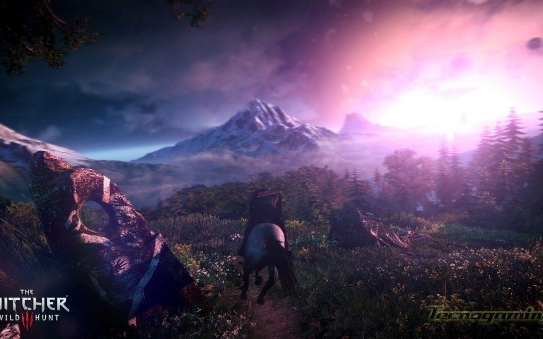 Microsoft se disculpa por gameplay de Witcher 3