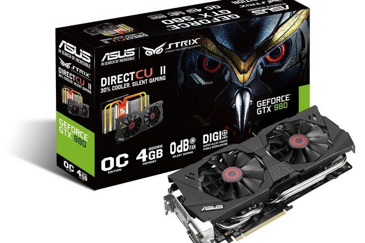 ASUS anuncia Strix GTX 980 y Strix GTX 970