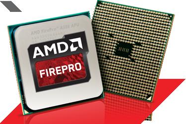 AMD anunció nuevas estaciones de trabajo