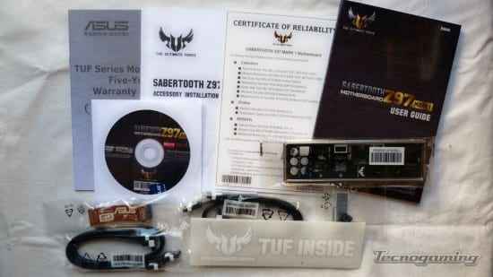 sabertooth z97 mark 1 manual