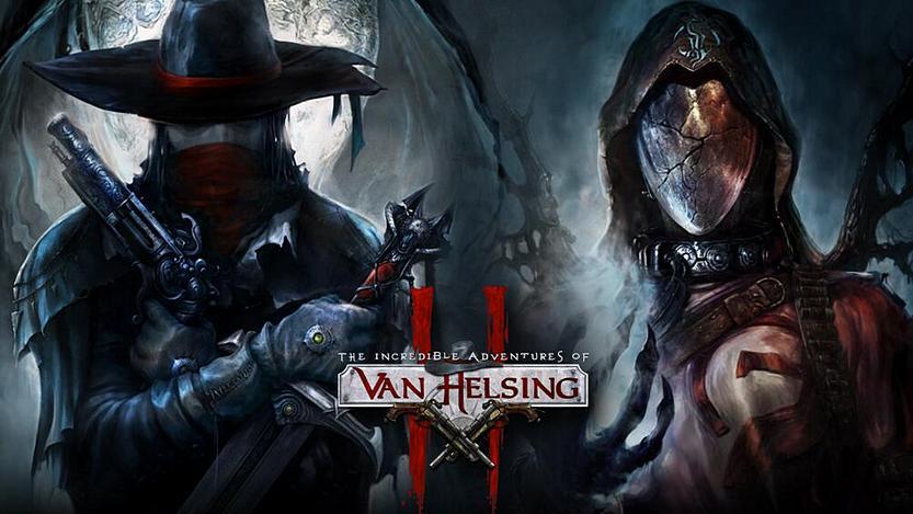 El Pack completo de Van Helsing II disponible en Steam