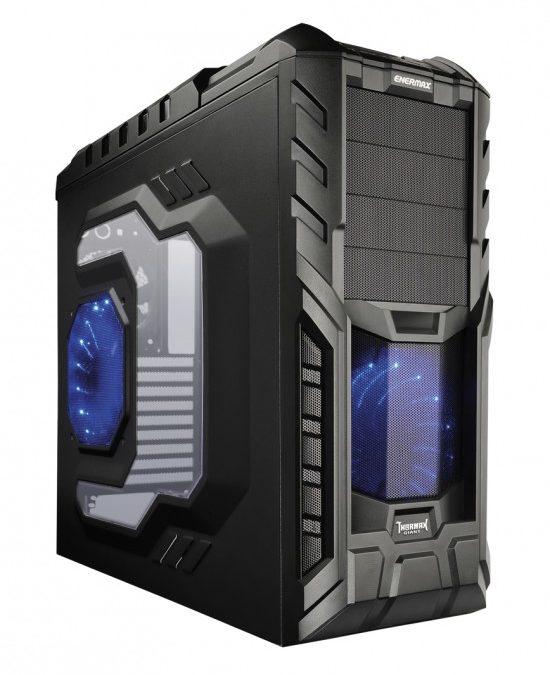 Enermax presenta su gabinete Thormax GT