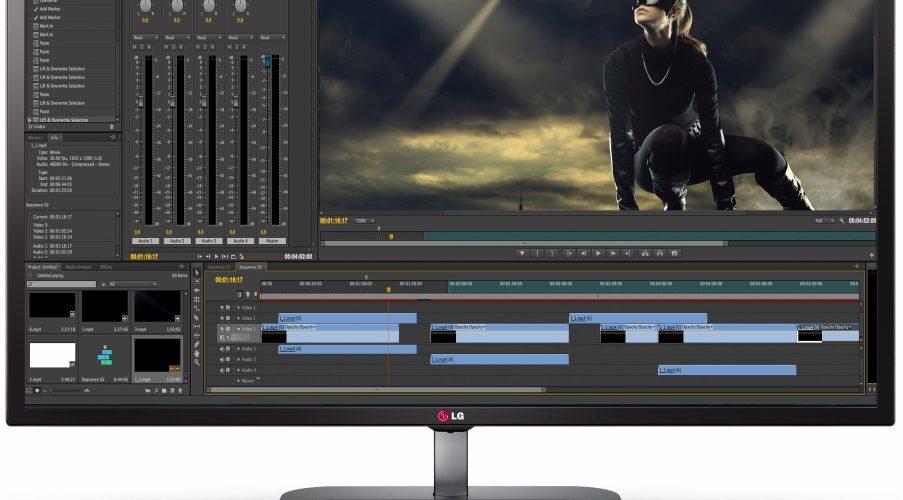 LG anuncia su monitor IPS 4K 31MU97