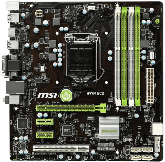 MSI-H97M-ECO