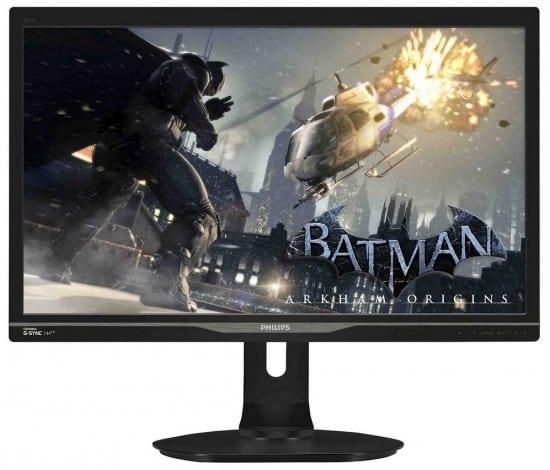 Philips anuncia su monitor 272G5DYEB con 144 Hz y Nvidia G-Sync