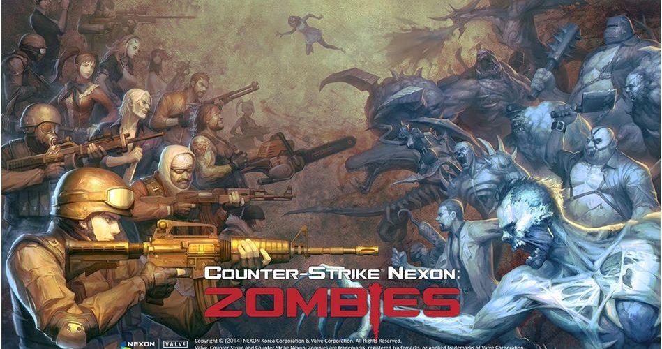 Counter-Strike Nexon: Zombies disponible