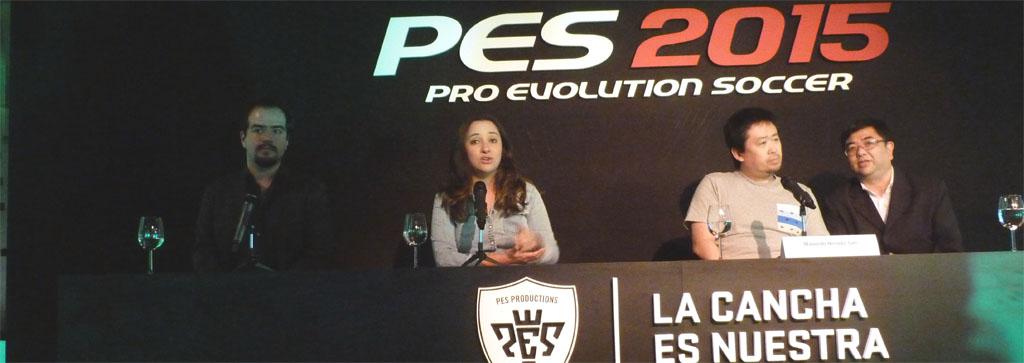 Presentación PES 2015
