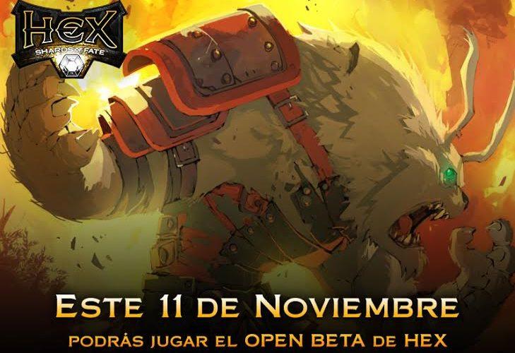 Beta Abierta de Hex: Shards of fate