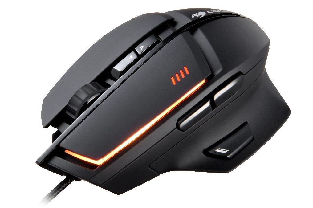 Llega el nuevo COUGAR 600M Gaming Mouse