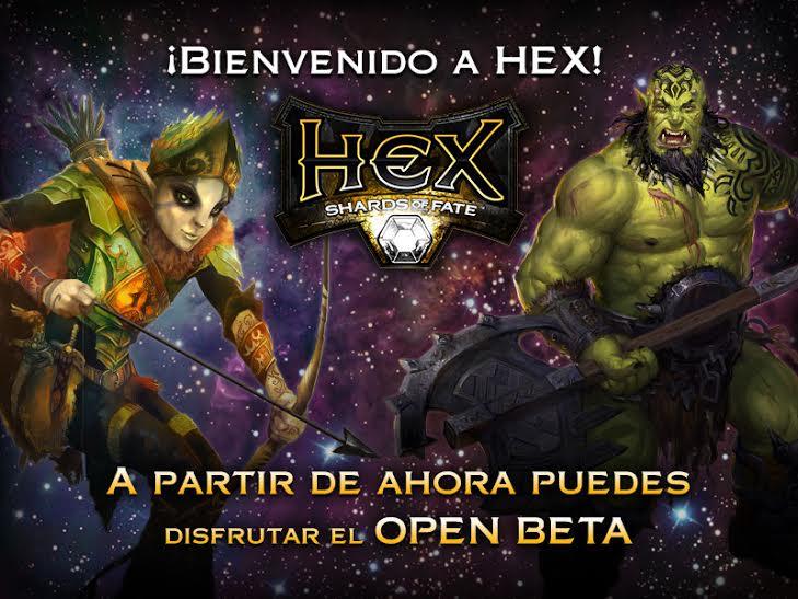 LLEGA EL OPEN BETA 2