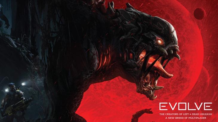 Infografia del nuevo super monstruo de Evolve