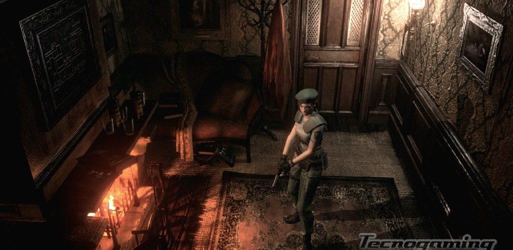 Capcom confirma la versión definitiva del Resident Evil