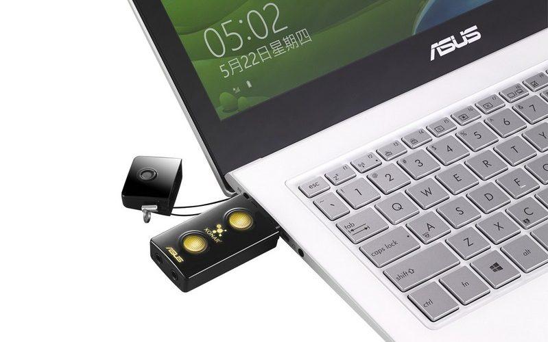 ASUS anuncia su Xonar U3 Plus External DAC