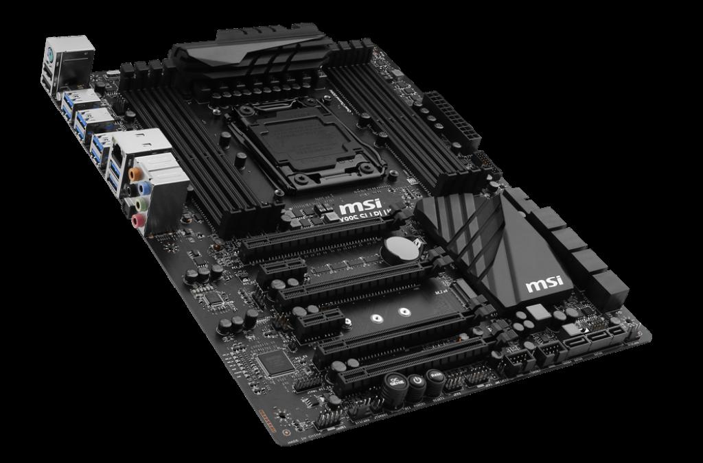 La placa base MSI X99S logra record en velocidad de memorias DDR4