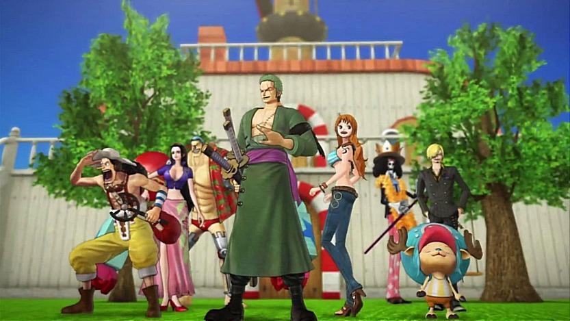 Bandai Namco anuncia One Piece: Pirate Warriors 3