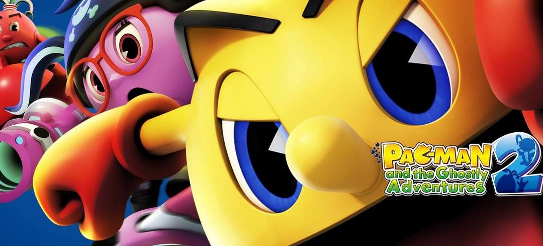 PAC-MAN & The Ghostly Adventures II