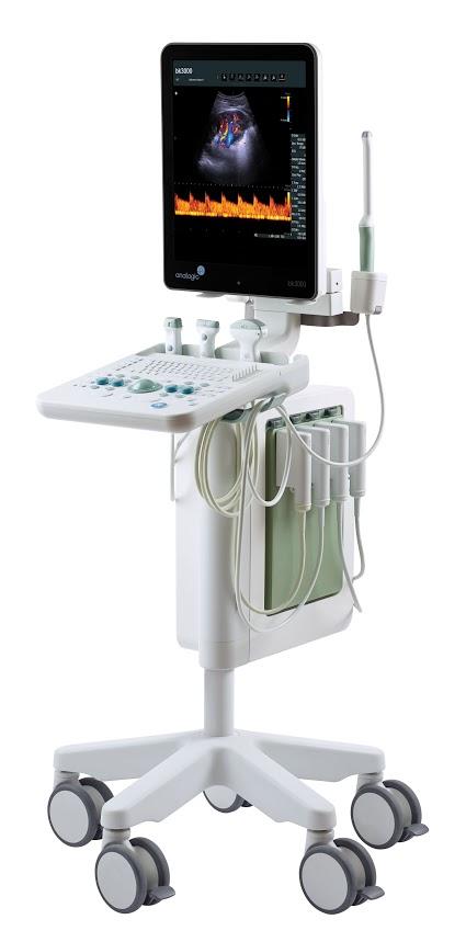 Analogic bk3000 ultrasound system
