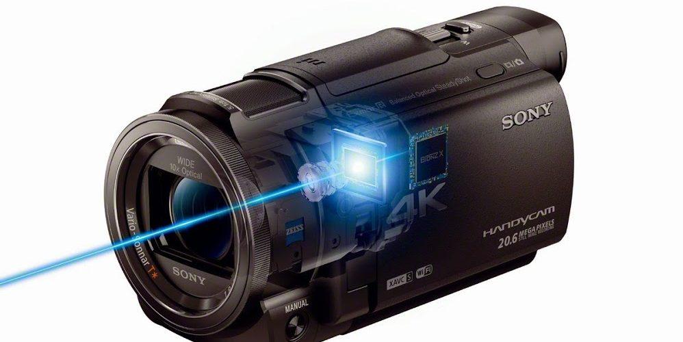 SONY anunció Handycam