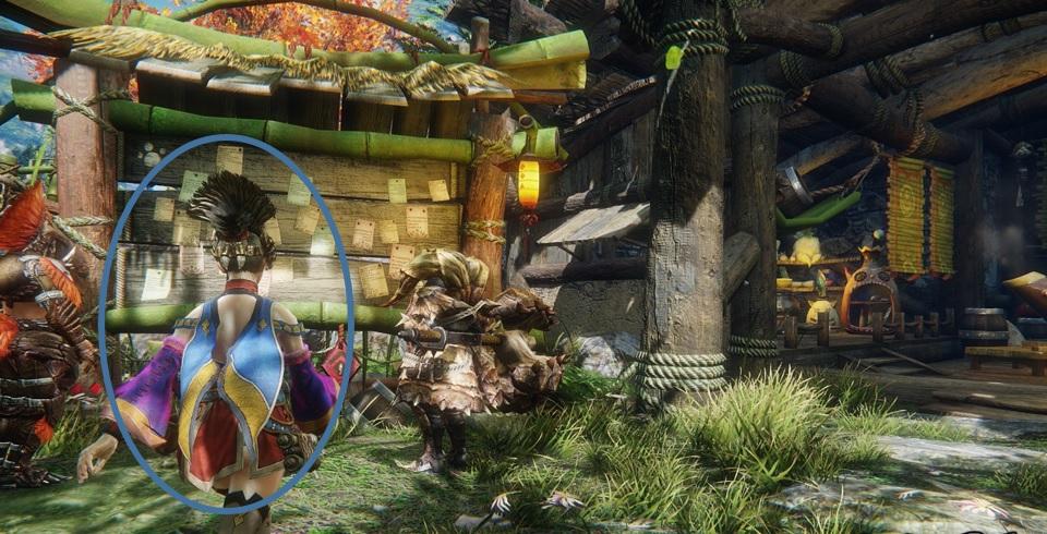 Monster Hunter Official Benchmark disponible para descarga