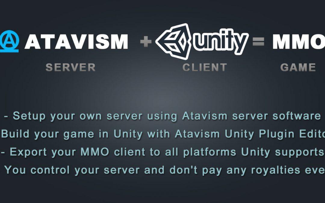 Cualquiera puede construir su MMO con Atavism