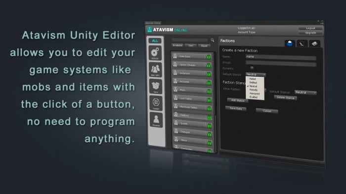atavism-unity-steam