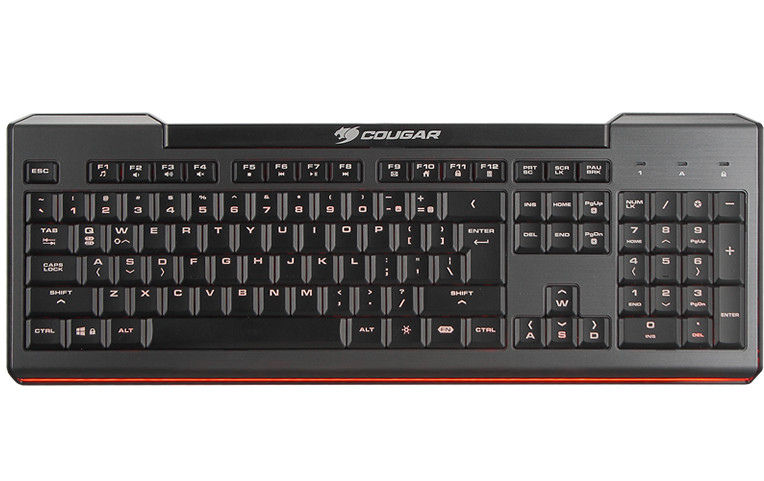 COUGAR lanza su teclado gamer 200K