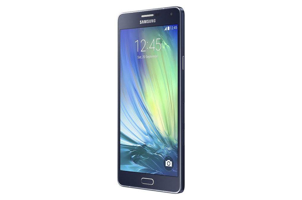 Samsung presentó el GALAXY A7
