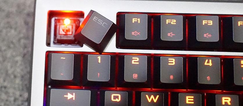 Cherry revela su teclado MX Board 6.0