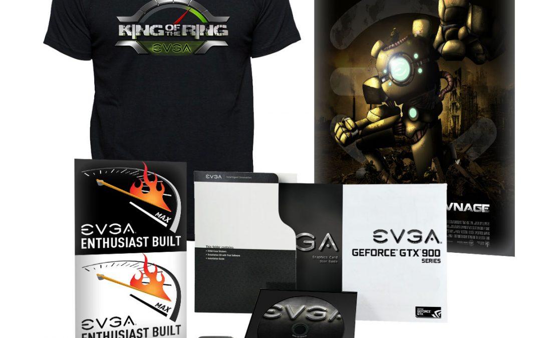 EVGA anuncia su GeForce GTX 980 KIngpIn Edition