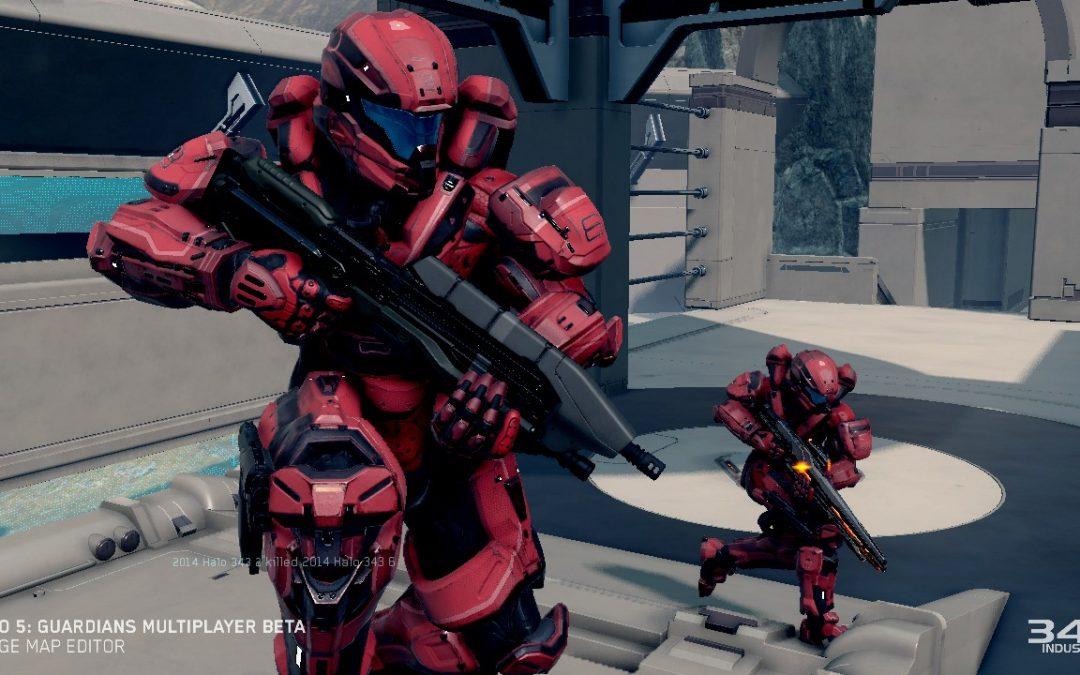 """La Beta Multijugador de """"Halo 5: Guardians"""" registró tremendos datos"""