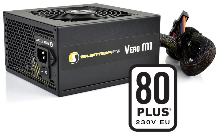 Silentium PC anuncia su fuente modular de 600W